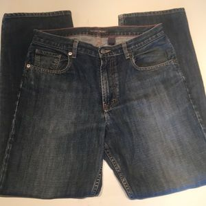 33x 31.5 Banana Republic Relaxed Fit Jeans